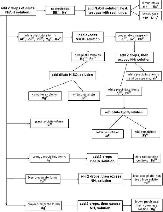qualitative chemistry